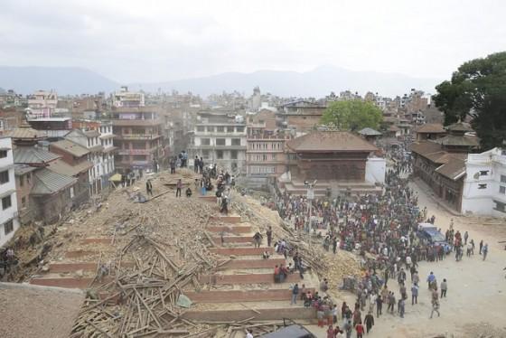 Nepal Earthquake / 32737303@N02